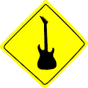 YoChord (Guitar chords) logo