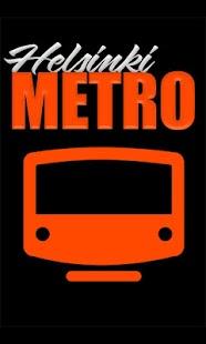 Helsinki Metro Map- screenshot thumbnail