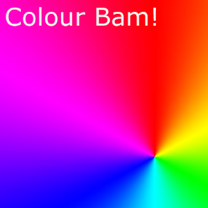Colour Bam! Icon