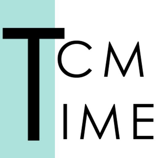 TCM TIME LOGO-APP點子