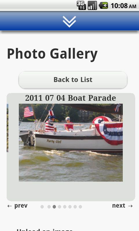 ISC: Indianapolis Sailing Club- screenshot