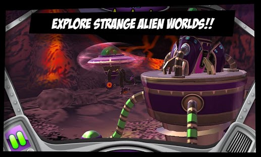 Alien Jailbreak- screenshot thumbnail