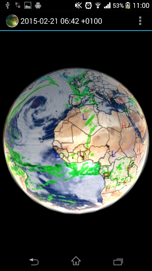 Earth Viewer- screenshot