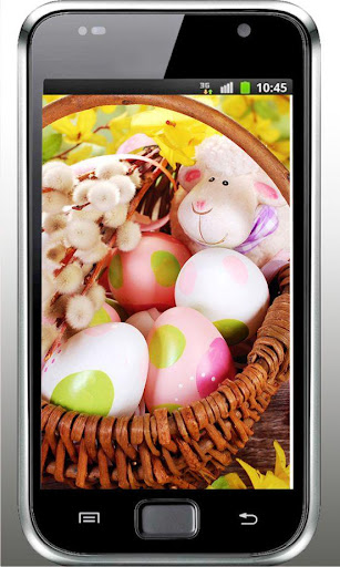 Easter Baskets live wallpaper