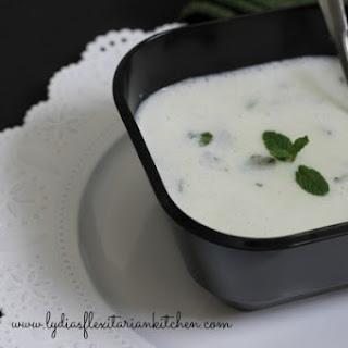 Cucumber Mint Soup