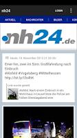 Screenshot of nh24