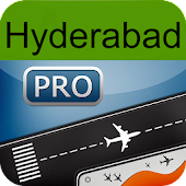 Hyderabad Airport+FlightTrackr