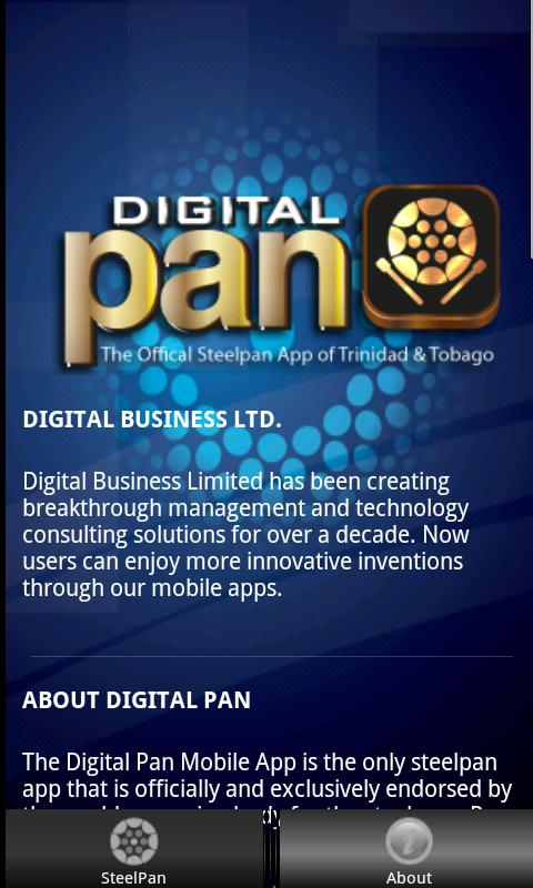 Digital Pan (Steelpan) - screenshot