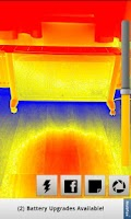 Screenshot of Heat Vision Camera