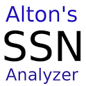 Alton's SSN Analyzer icon