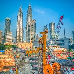 KL upgrade by Badruddin Razak - Buildings & Architecture Architectural Detail
