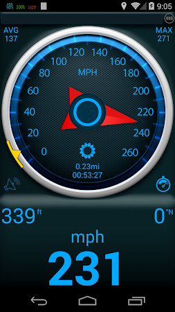 Gps Speedometer 1.3.2 screenshot 378895