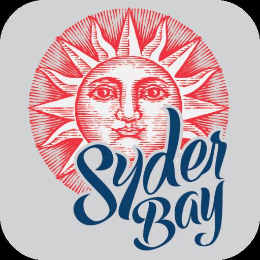 Syder bay AR LOGO-APP點子