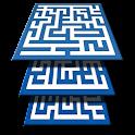 Layered Maze logo