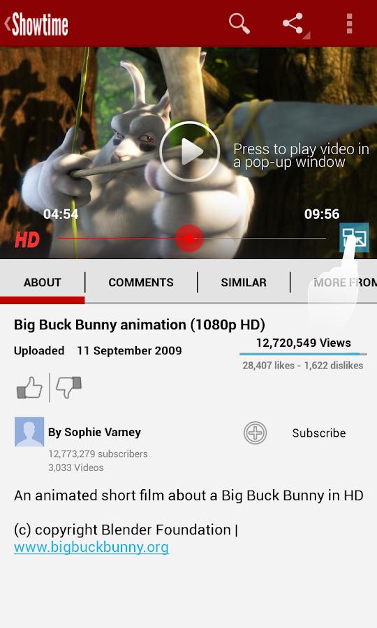 [SOFT][HD] SHOWTIME : Lecteur YouTube flottant en haute définition [Gratuit][20.08.2013] KzpnKlp6A-iHuv-g943Kh5LwF_i-gHLCopezvxr0xJs7d2fub14MY9oG_RQikGBqkao=h900