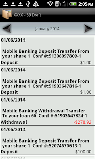 BSCU Mobile Banking- screenshot thumbnail