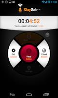 Screenshot of StaySafe™ Business