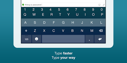 Fleksy + GIF Keyboard Free Screenshot 2