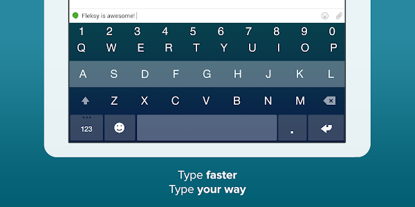 Fleksy Keyboard Trial v2.5.8