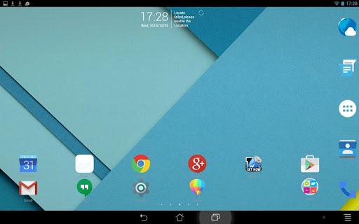 玩個人化App|Lollipop Go Launcher Theme免費|APP試玩