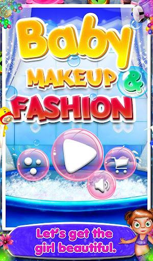 Baby Makeup Fashion Salon