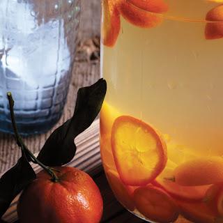 Kumquat-Tangerine-Meyer Lemonade.