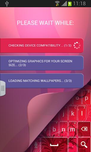 玩免費個人化APP|下載AItype主题的红色霓虹灯א app不用錢|硬是要APP