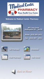 Medical Center Pharmacy- screenshot thumbnail