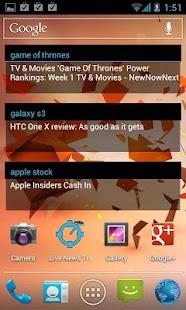 Live News Tracker Pro (RSS)- screenshot thumbnail