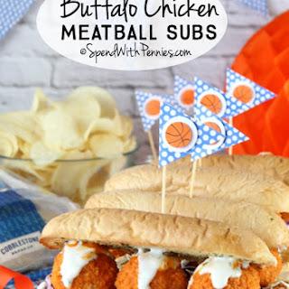 Buffalo Meatball Sub