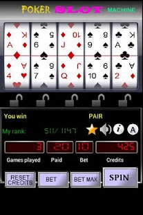 Poker Slot Machine - screenshot thumbnail