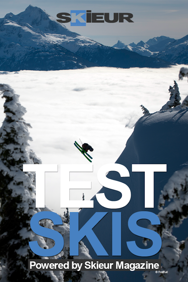 Test Skis- screenshot