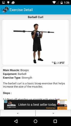 Workout Pal
