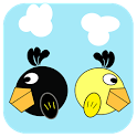 Beaky bird icon