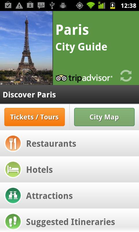 City Guides Catalog screenshot #3