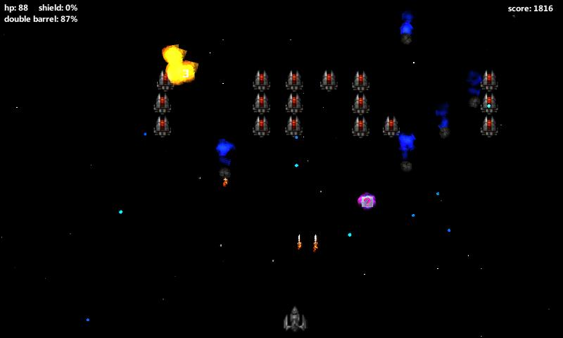 Alien Invasion- screenshot