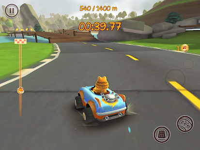 Garfield Kart Fast & Furry Capture d'écran