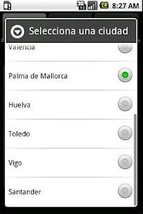 Traffic Cameras in Spain - screenshot thumbnail