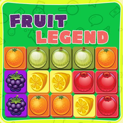 Fruit Legend LOGO-APP點子