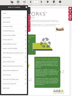 Daltile Product Catalogs- screenshot thumbnail