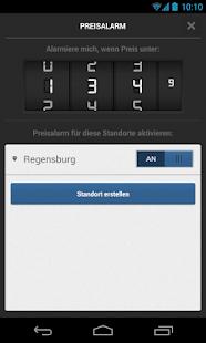 TankenApp von T-Online.de - screenshot thumbnail