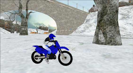 Motorbike Motocross Racing 3D- screenshot thumbnail