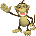 Gibraltar Monkeys (Game) icon