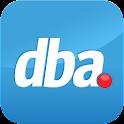 DBA – Den Blå Avis logo