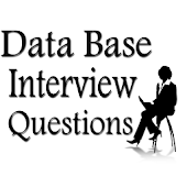 Data Base Interview Questions