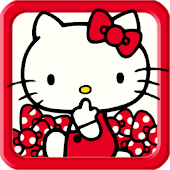 "Hello Kitty Launcher ""Ribbon"""