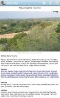 Screenshot of Roberts Multimedia Birds of SA
