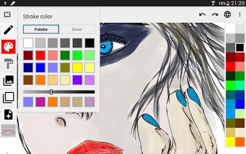ScribMaster draw and paint - screenshot thumbnail