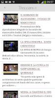 Screenshot of La Treccani