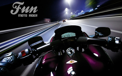 Fun Moto Rider